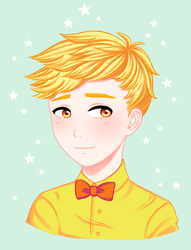 Le Petit Prince by Wendychi