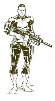 Punisher by Bambs79