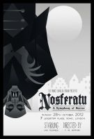 Nosferatu poster 2 (FOR SALE) by rodolforever