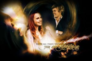 Everything - Jace + Clary by ParalyzingLove