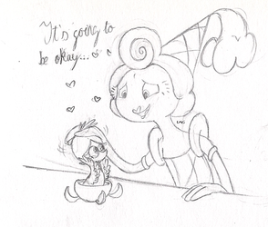 An adoptive mother by LPS100