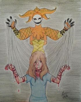 My Puppeteer, Vent Art by TensaiProductionz
