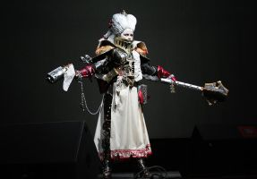 Warhammer: Cosplay on Stage by alberti