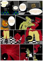 FNAF - Odd One Out Ch.2 (Page 39) by Aggablaze