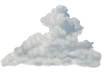 Cloud PNG Version 2 by TheStockWarehouse