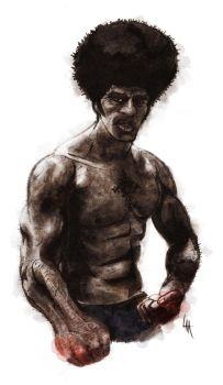 Old School Power Man by Lite-mike