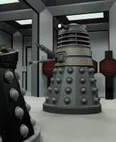 Dalek Evolution 2) Weapon of War by Librarian-bot