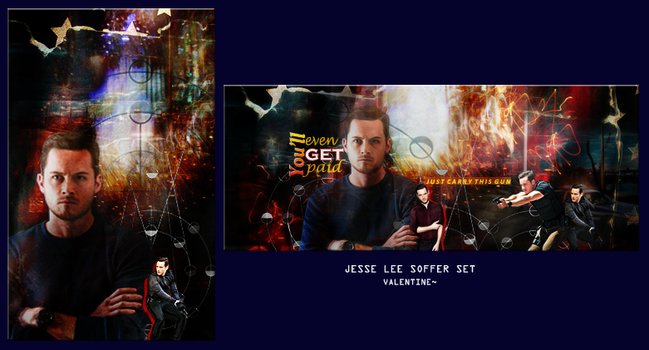 Jesse Lee Soffer Set by VaLeNtInE-DeViAnT