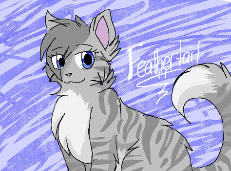 Feathertail Doodle by CascadingSerenity