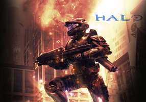 Halo by Envice