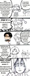 Rivaille's message. by M-Linfa