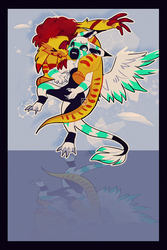 [C: Chibi] for Marcus by Chikunia