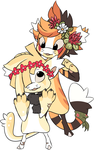 Spring Carnival: Flower Child by owlity