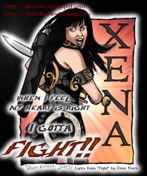 Xena:Fight by Xena-Fan-Club