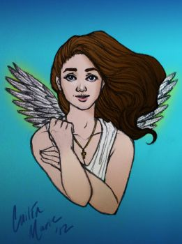 Little Angel by CailinMarie