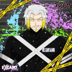 Excard Prime Nanbaka Style by CFFC2010