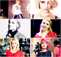 Happy Birthday Dianna Agron!!! by Before-I-Sleep