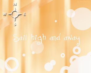 Sail high and away by HeartlessTira