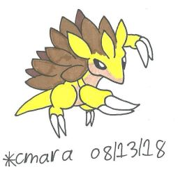 Sandslash by cmara