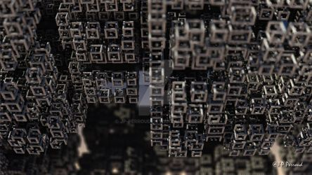 The cubes ... by jp-perroud
