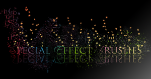 Special Effect Brushes by SIRIUSGAMER