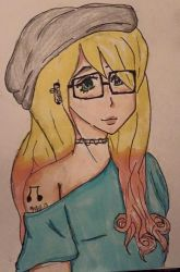 Hipster by debyboo94