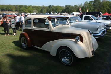 Ford Pop 8 by smevcars