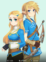 Breath of the Wild by Seikoru