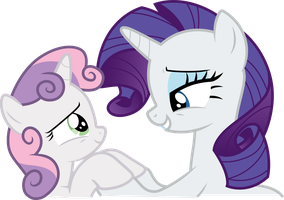 Sisterly Love by CloudyGlow