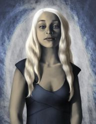 Khaleesi by HeatherBomb