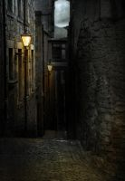 Back Lane premade background by Georgina-Gibson