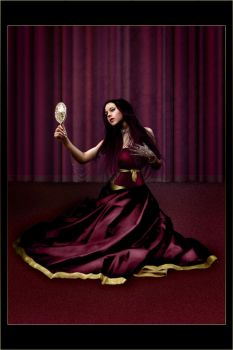 Who's The Fairest Of Them All? by donia