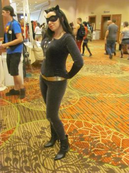 Animefest '12 - Catwoman by TexConChaser