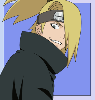 Another Deidara . by DrunkGohan