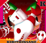 Geometry Dash ::Kirirtoinsane:: by Meow-Ku