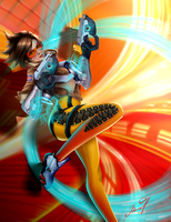 Overwatch Tracer (+Video) by Quist-May