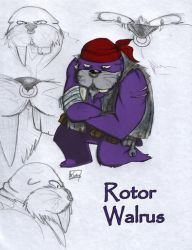 Rotor Ward by Zonerunners