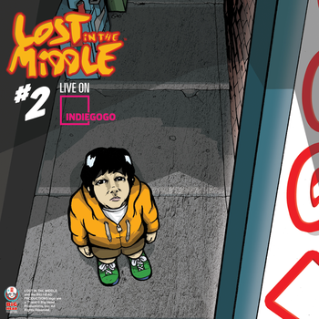 LOST IN THE MIDDLE #2 by mangalee412