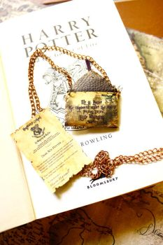 Customized Hogwarts Letter 2 by sixAstray