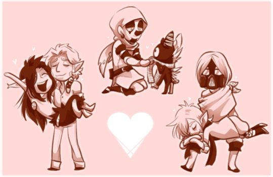 Lovely Chibis1 by CNat