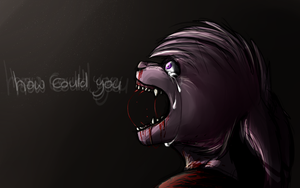 HOW COULD YOU by KingMarcass