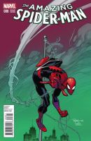 Amazing Spider-man 8 variant cover by RyanOttley