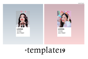 + TEMPLATE 19 by peachyps