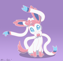 Sylveon by 9CentsChange