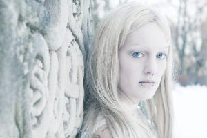 Snow Queen by May-Machin