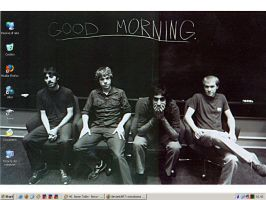 Good Morning Desktop by monokoma
