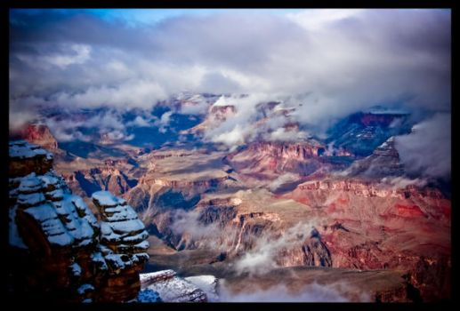 Grand Canyon 5 by EndTheInnocence