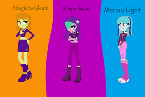 MLP The Dazzlings Next gen by november123456789066