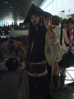 Otakon 2007 - Captain Jack by InkkyFikky