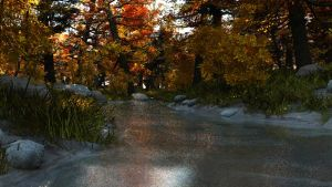 forest 103014A by fractal2cry
